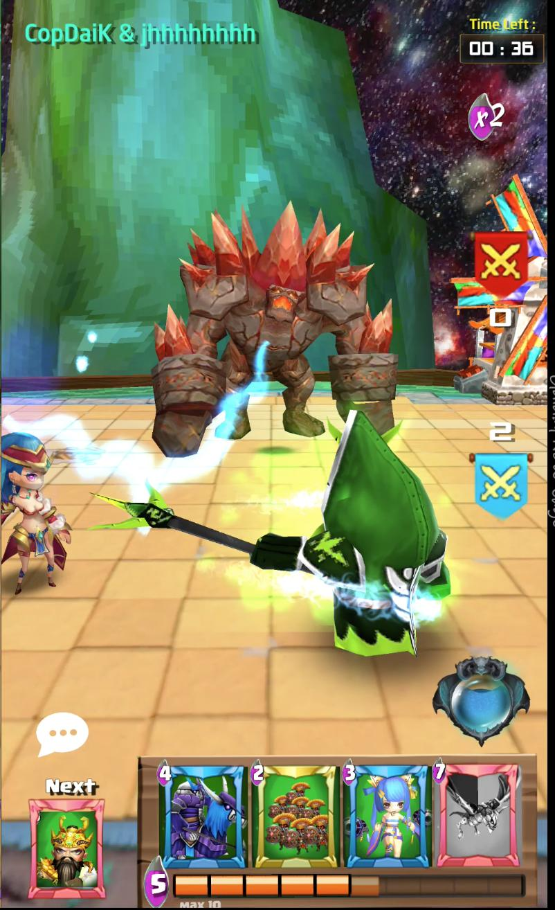 Clash of Lords - Battle Royale Multiplayer Online