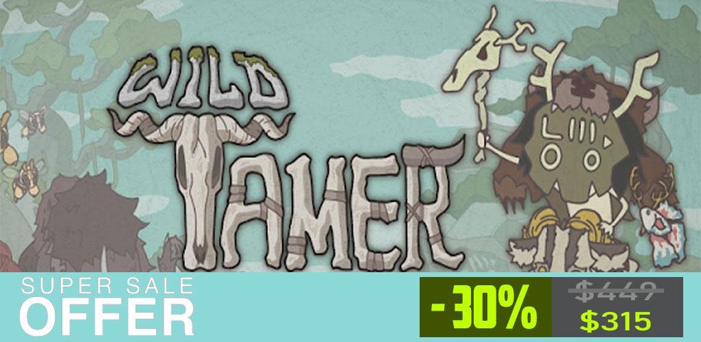 Wild Tamer Unity Source