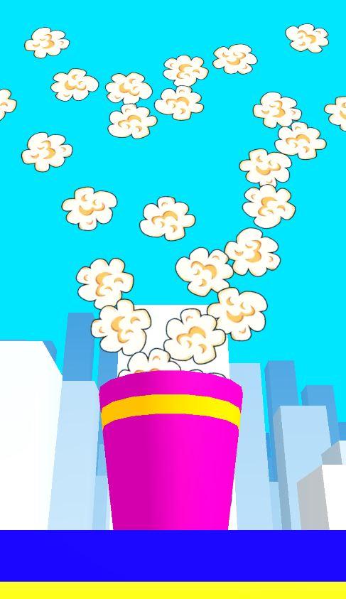 popcorn filler