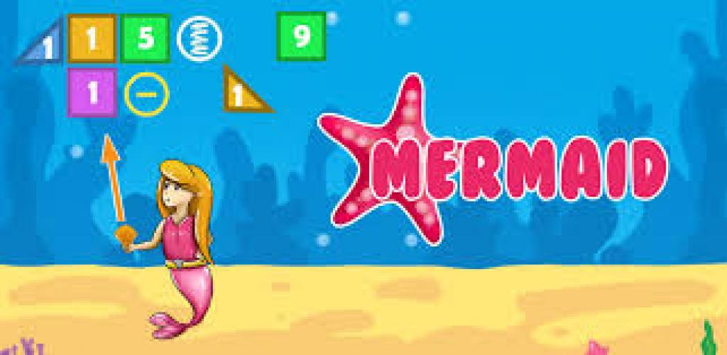 TTBan Mermaid Pop Shooter