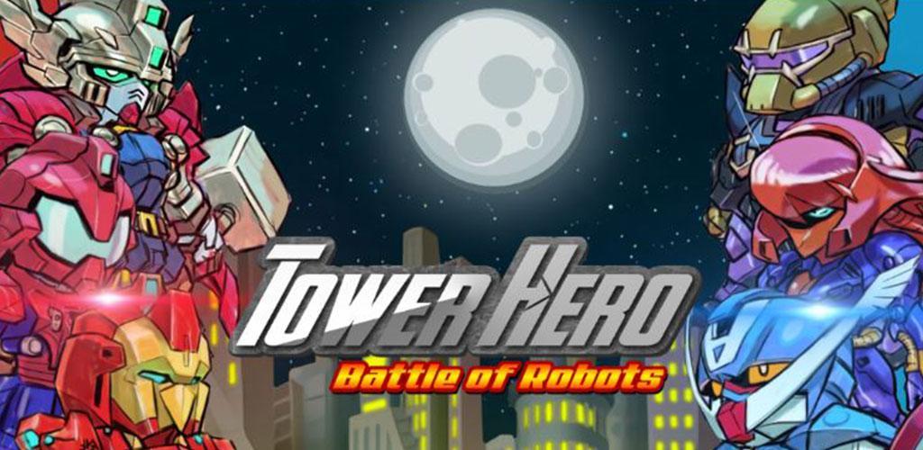 Tower Crush Defense Game - Unity