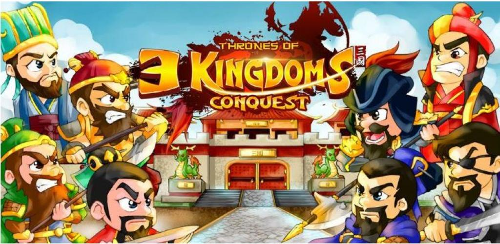 Thrones of Three Kingdoms Conquest - Unity