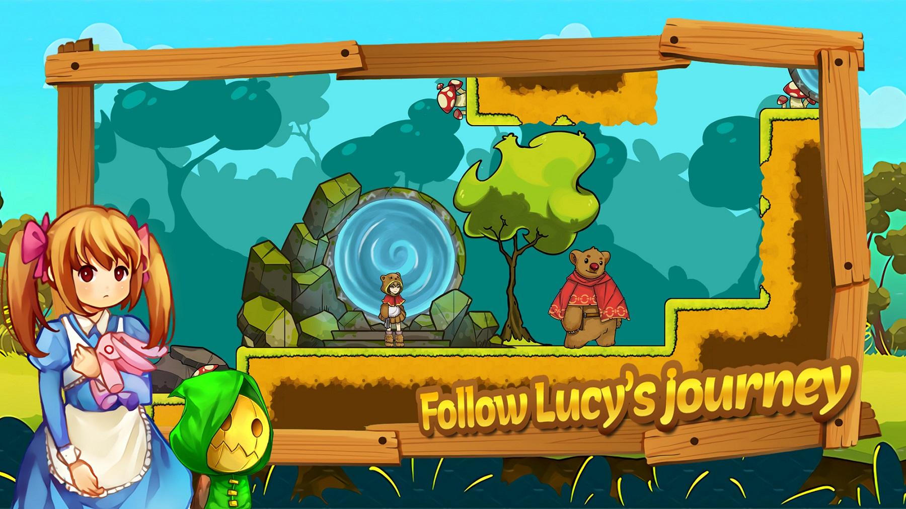Lucy Adventure