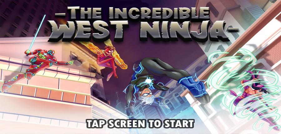 The Incredible West Ninja