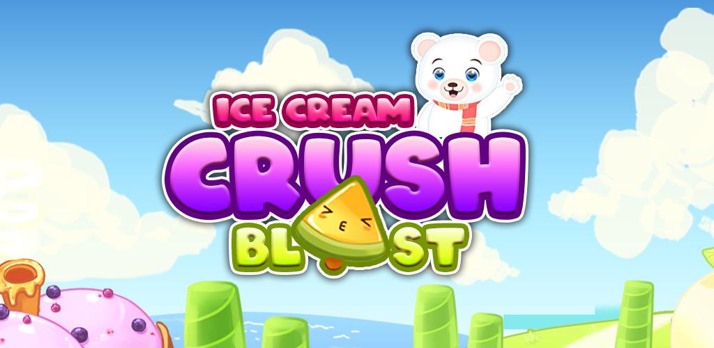 Ice Cream Blast - Free Match 3 Games
