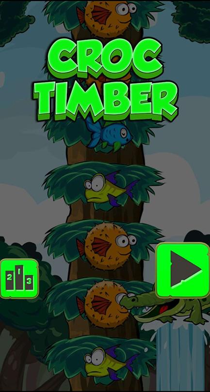 Croc Timber