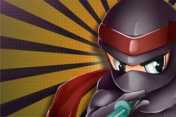 Stickman Ninja Shadow
