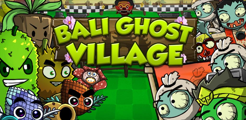 Bali Ghost Village