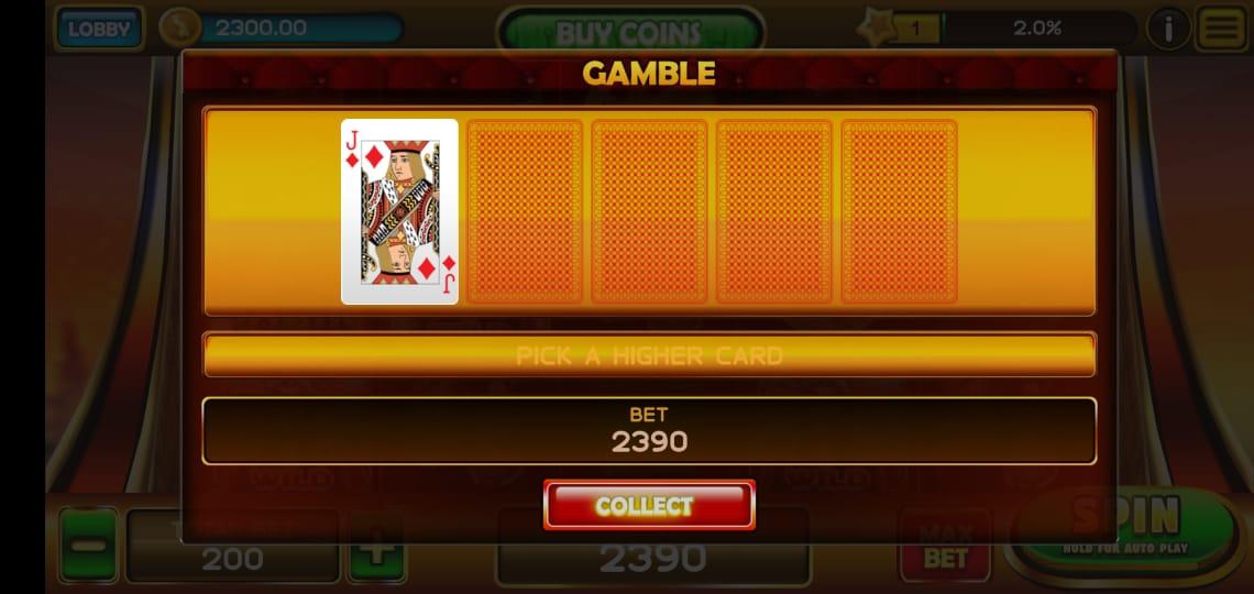Gold Winning Seven Slots