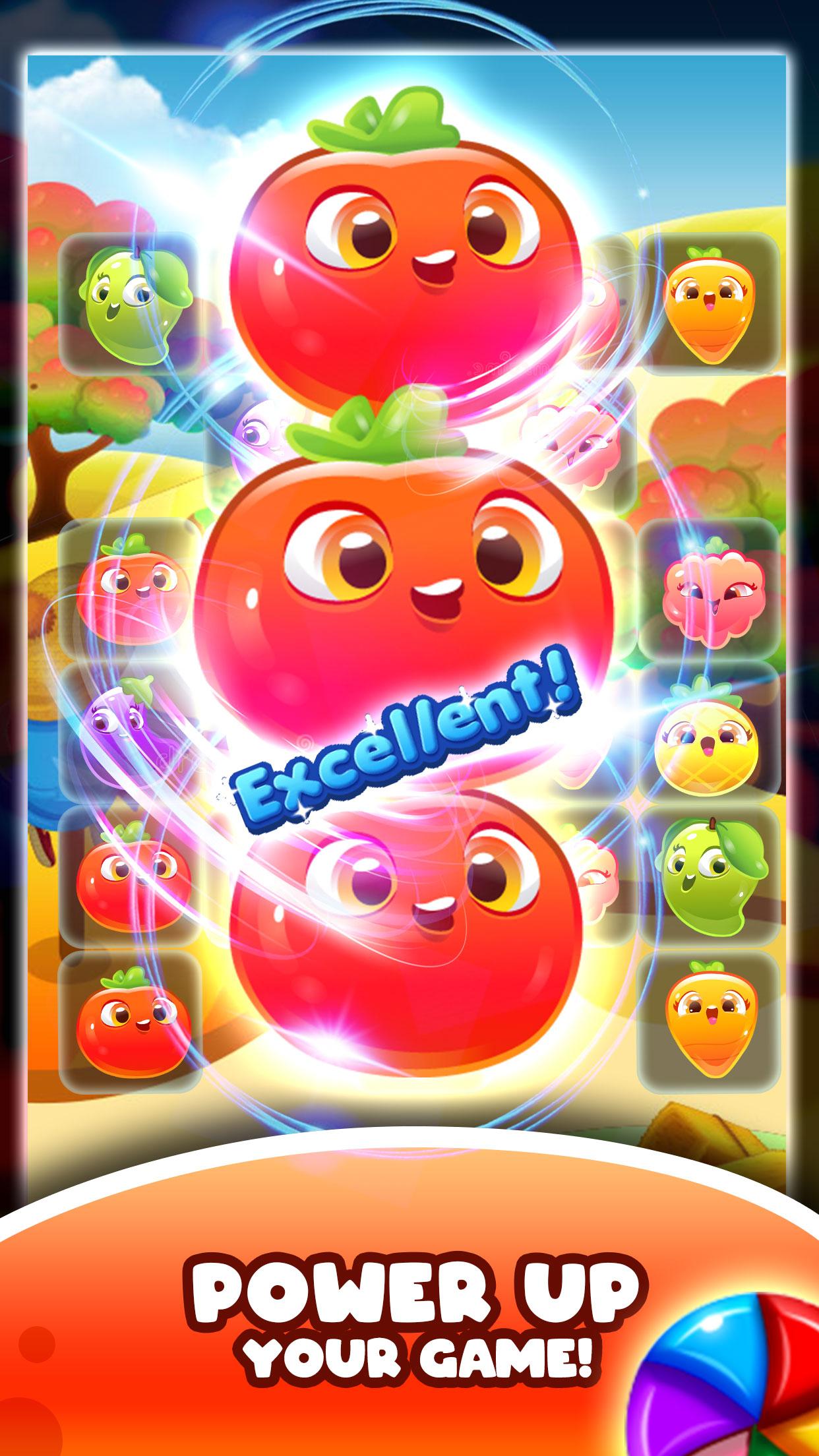 Super Farm Match 3 Puzzle