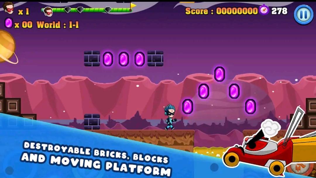 Ultra Migos Adventure - World Adventure Game 2020