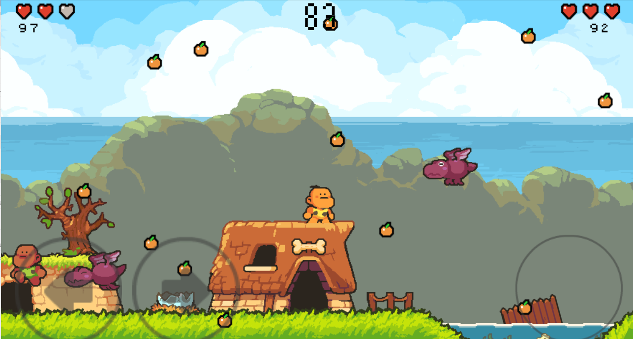 Cave runner - Android Game