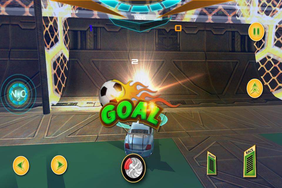 Rocket Cars Ball