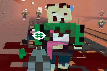 FPS Pixel Zombies Survival