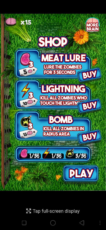 Zombie Aliens Smasher