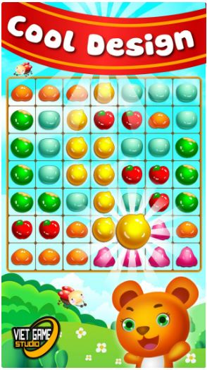Match 3 Fruit Splash