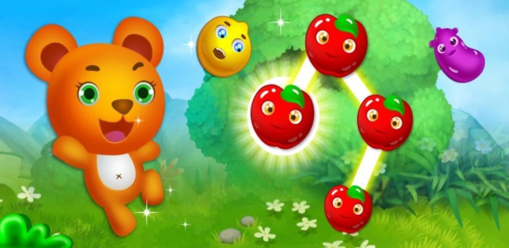 Match 3 Fruit Splash