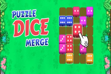 Puzzle Dice Merge