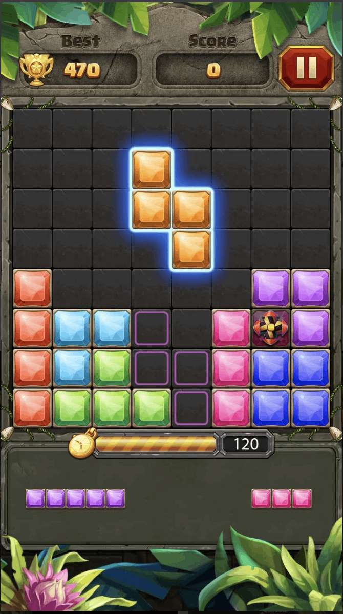 Block Puzzle Jewel 2019