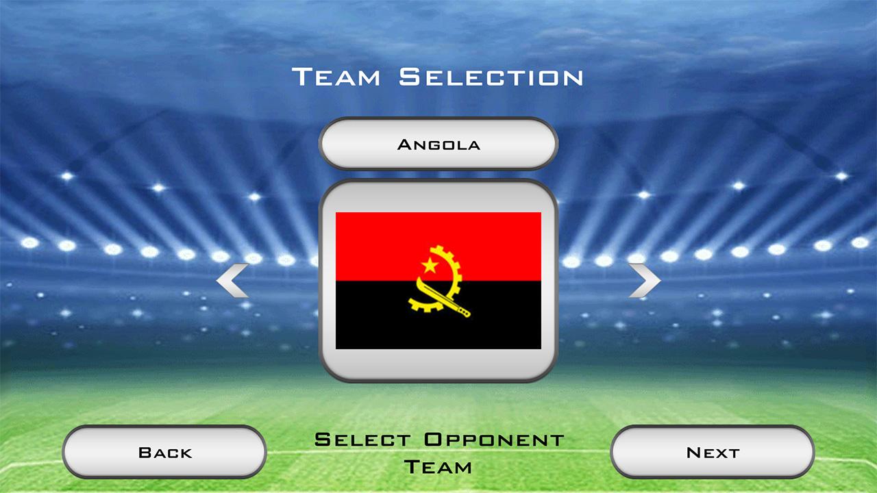 Soccer Game 3D