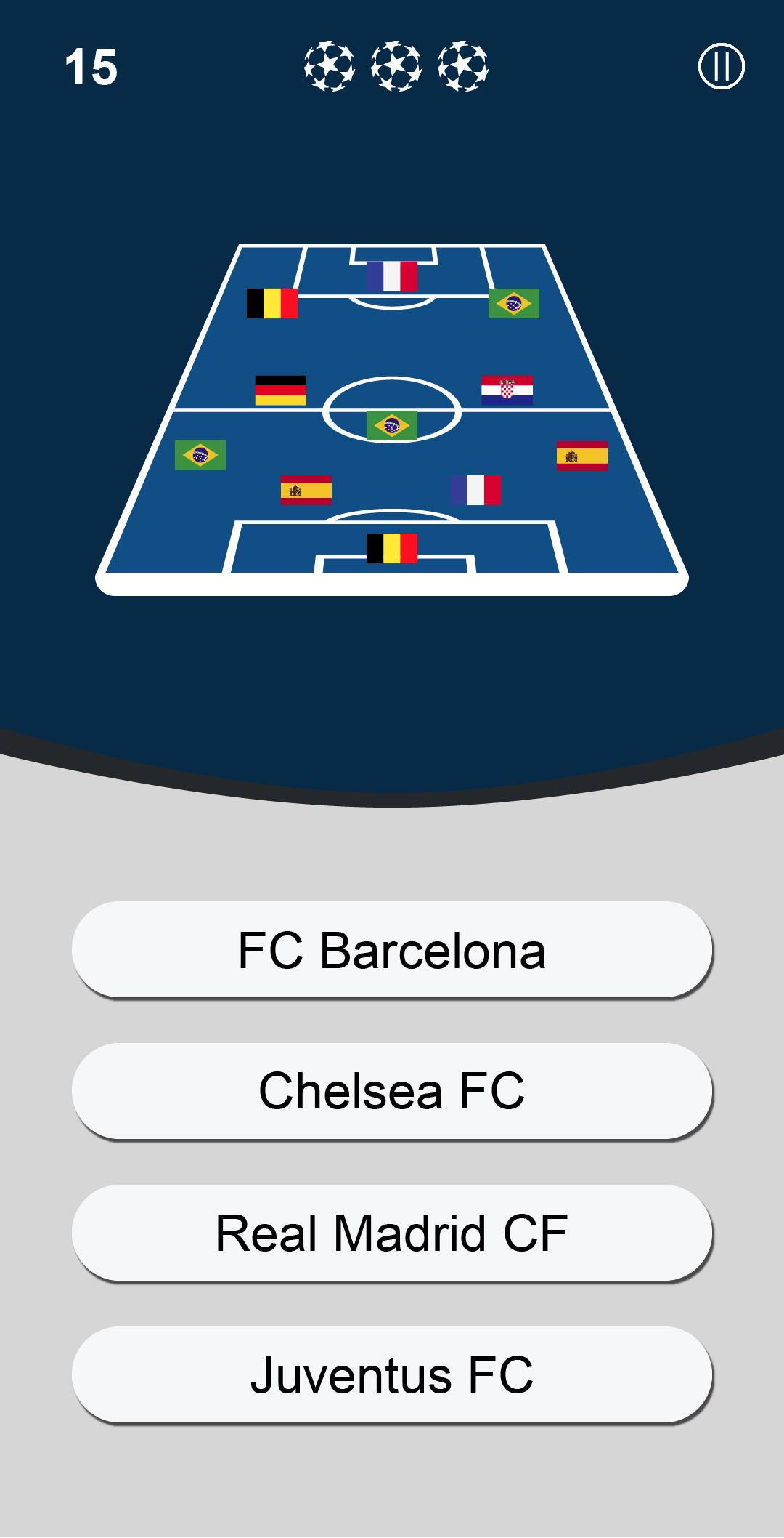 Gess the football club