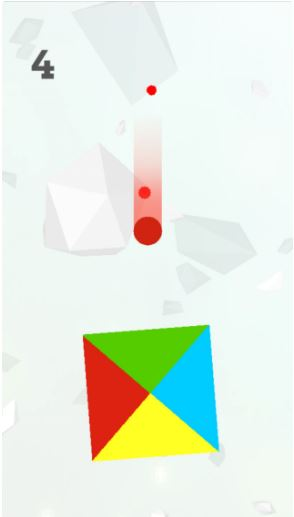 Spin Rush - 2D Addictive Action Puzzle game
