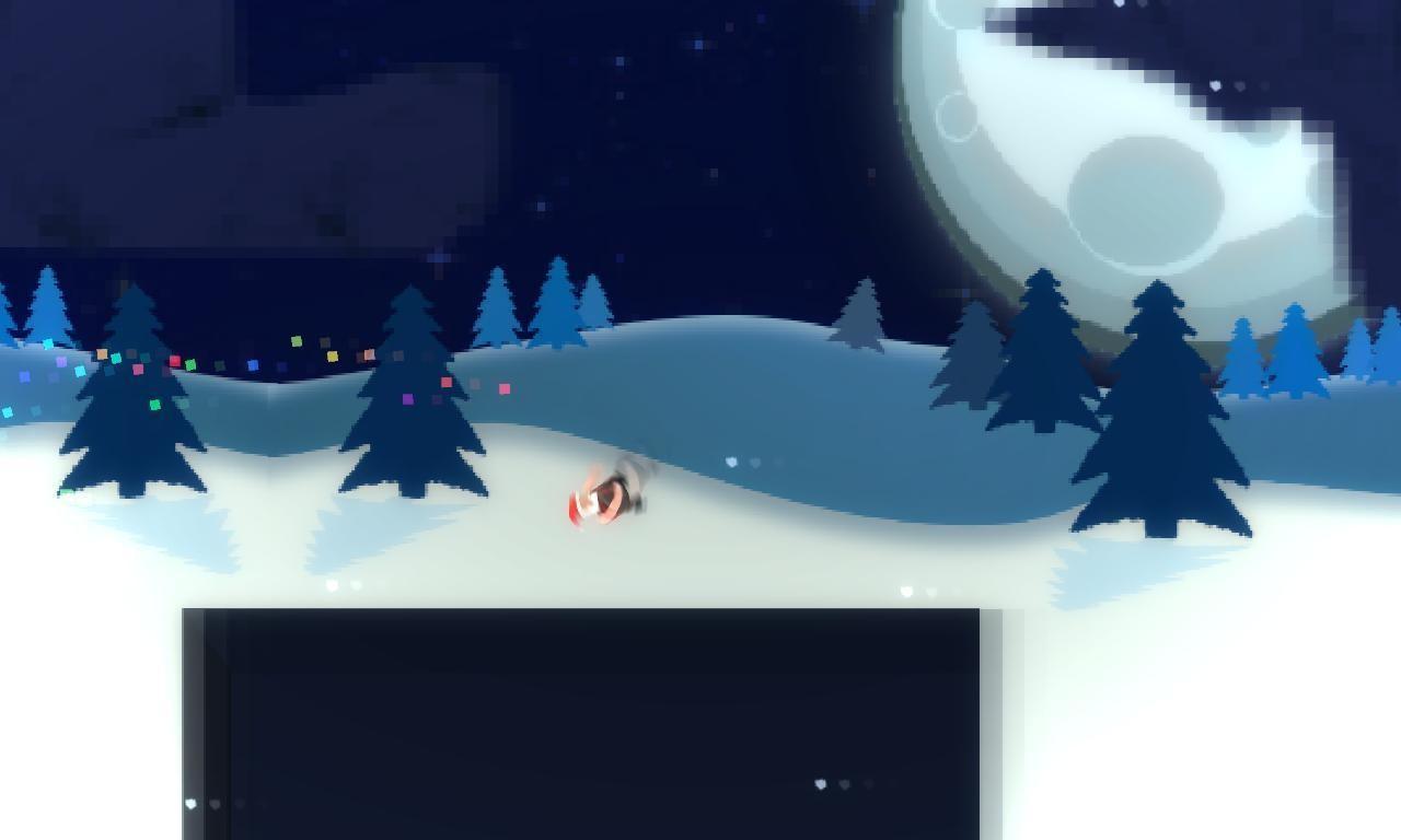 High Santa - 2D Endless Runner Parkour (Unity)