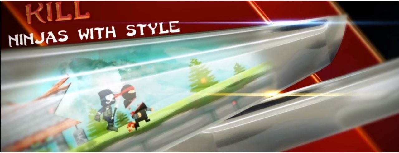 Dragon Ninja - 2D Complete platformer slash game
