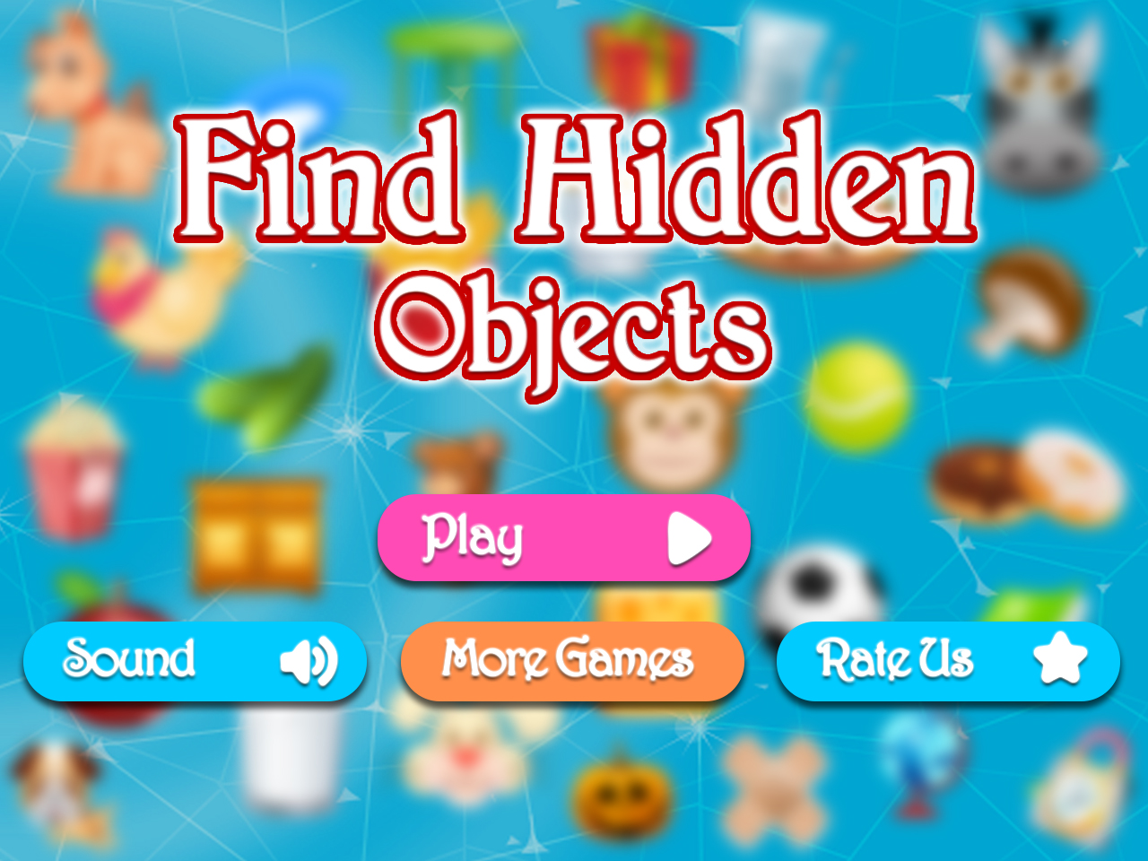 Find Hidden Objects
