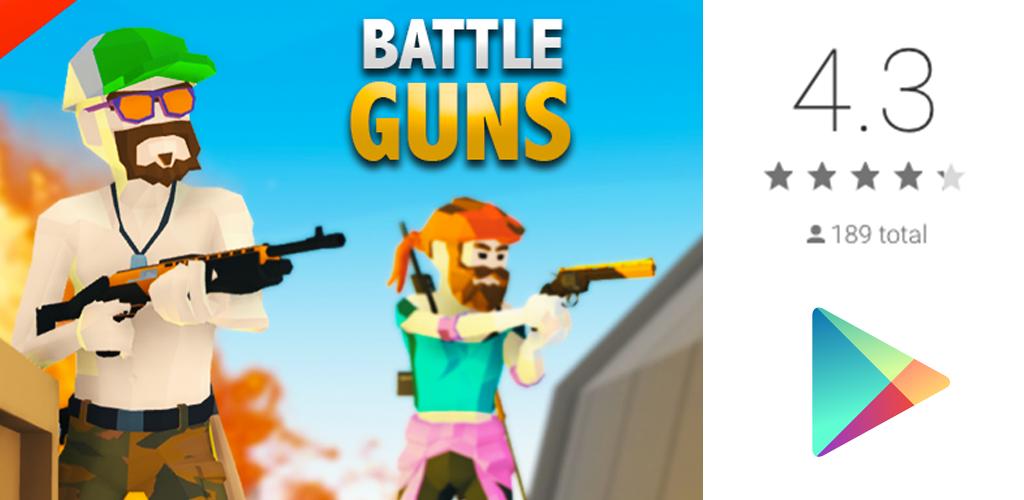 Battle Guns 3D - TPS Shooting Game