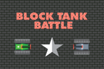Block Tank Battle