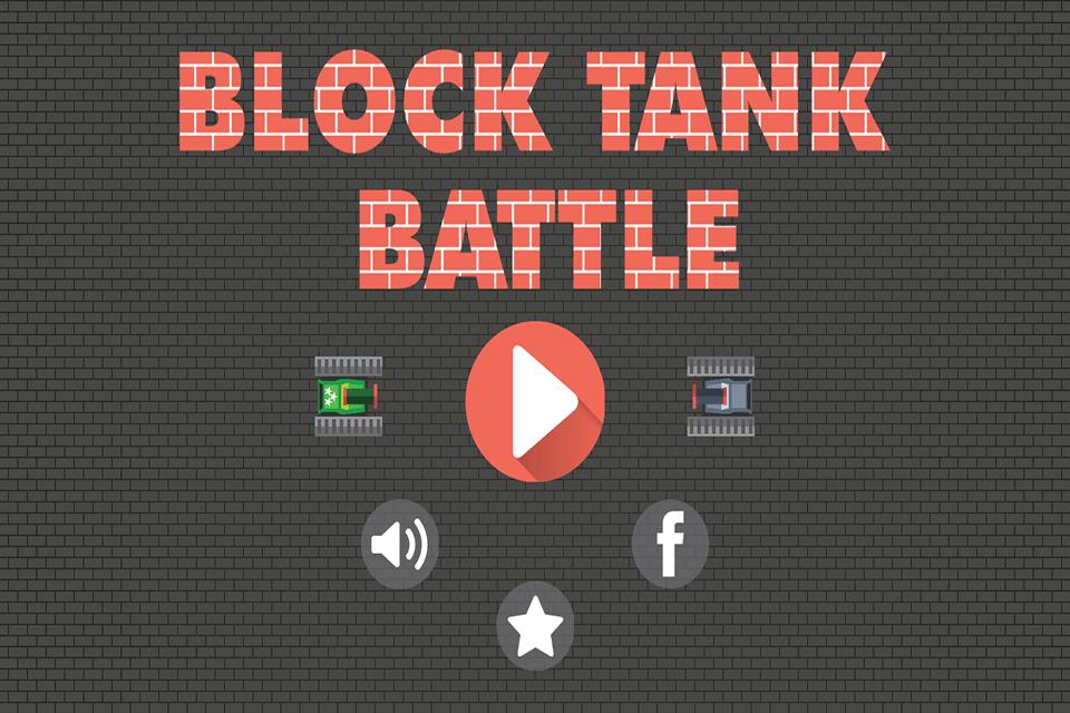 Block Tank Battle