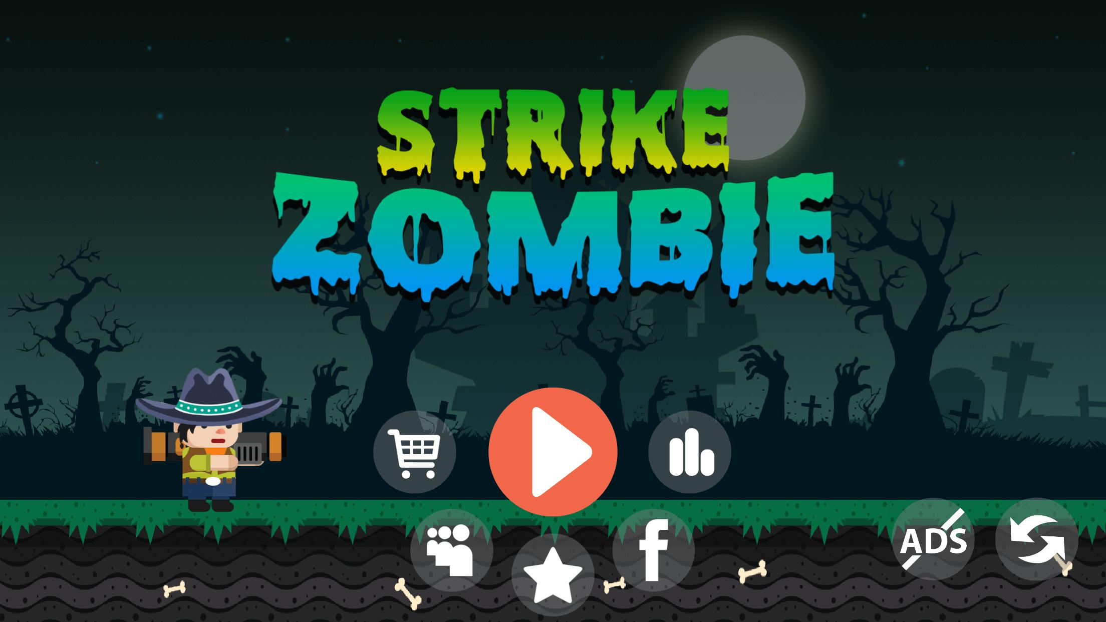 Strike Zombie