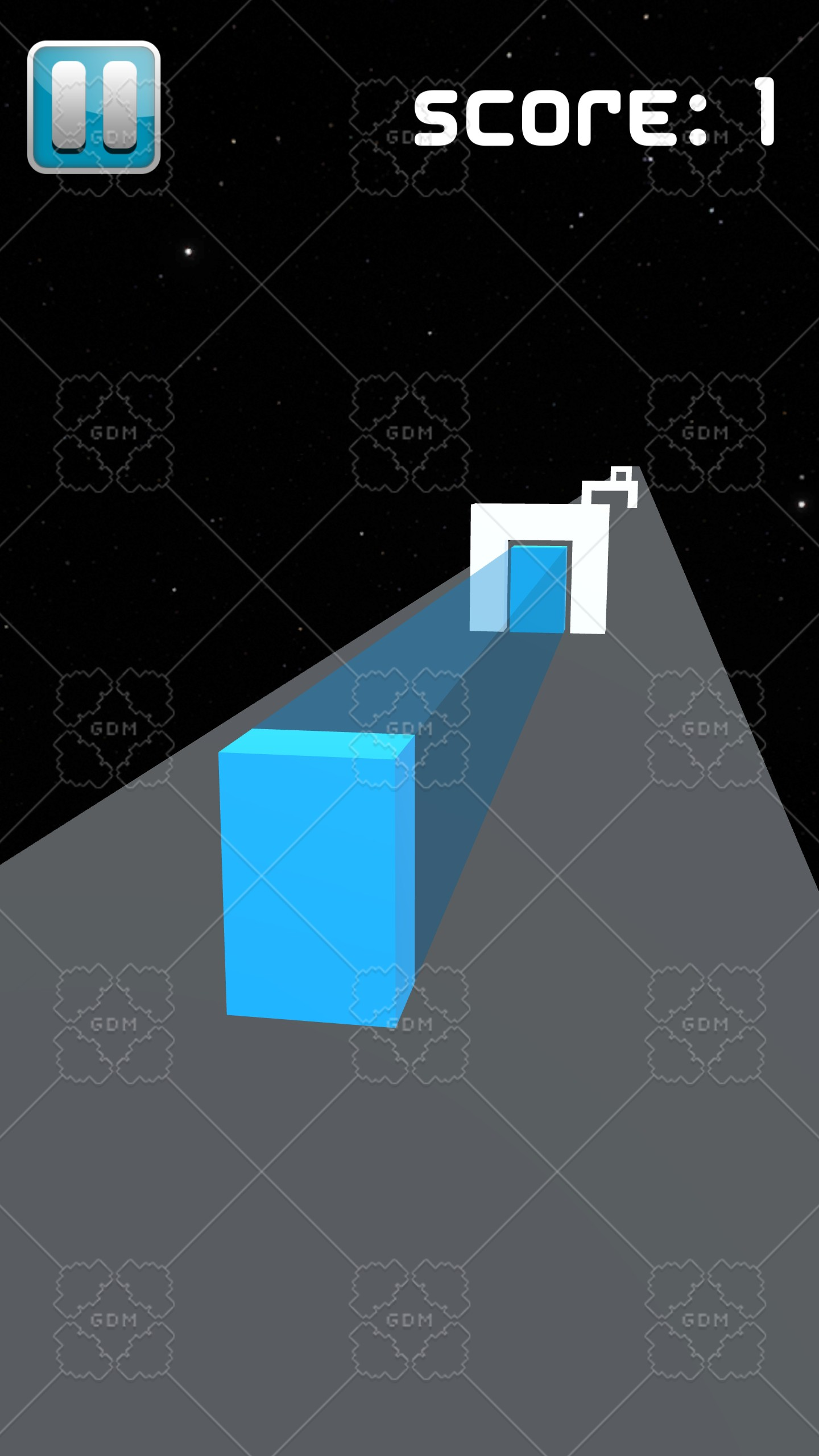 Shift The Shape - Shift jelly up  down to change its form so it can fit through the obstacles