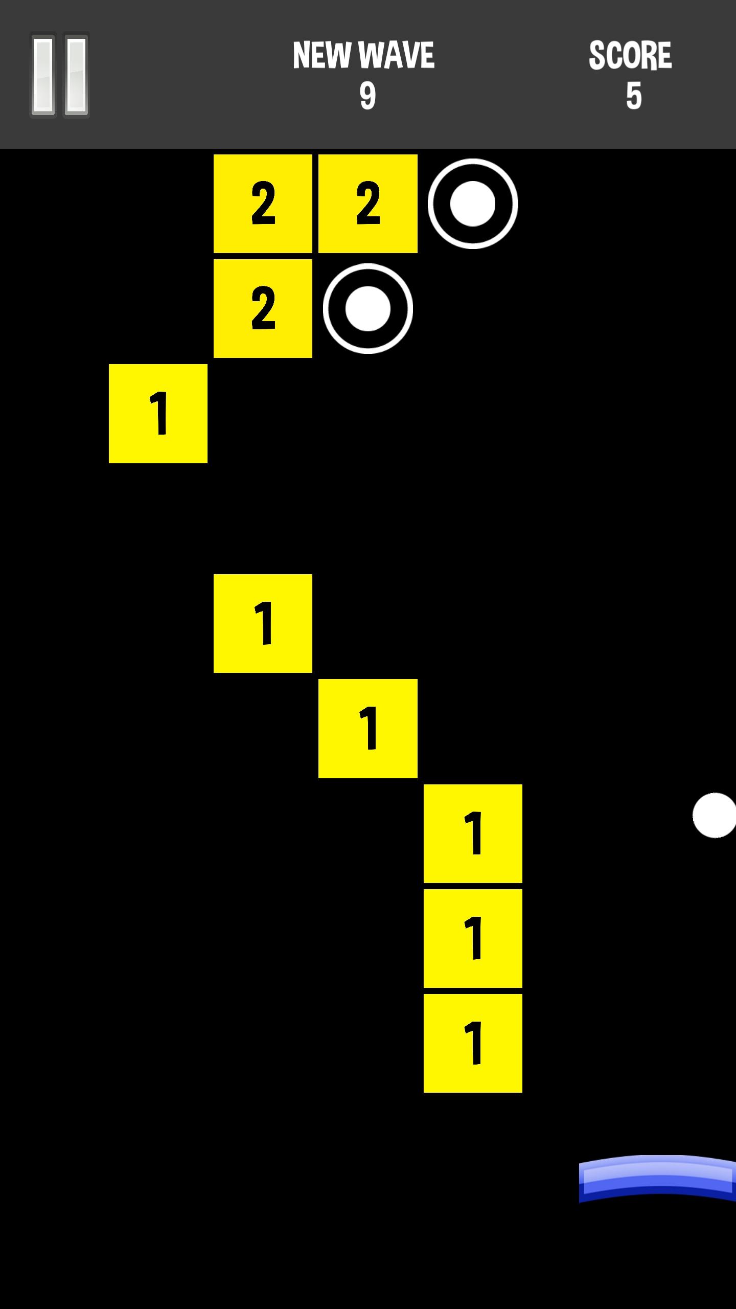 Infinite brick breaker arkanoid : endless balls  blocks crushing - complete project - ready for release