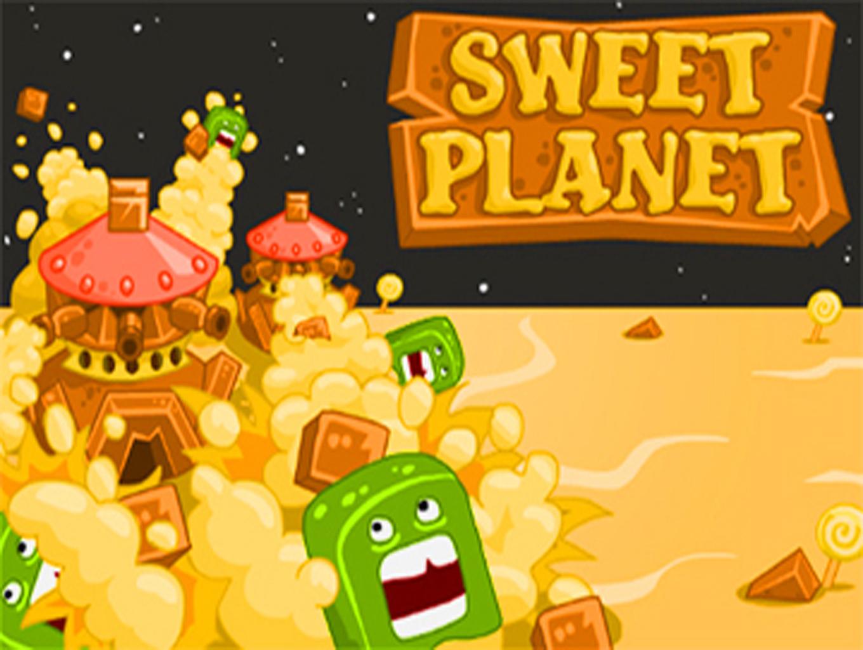 Sweet Planet 15 Levels