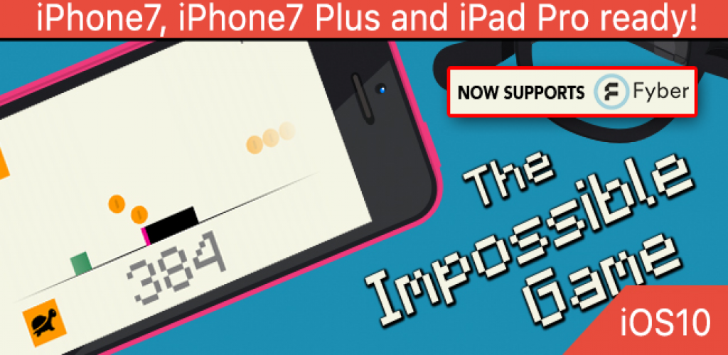 The Impossible Game - Deluxe Edition - iOS 10 ready