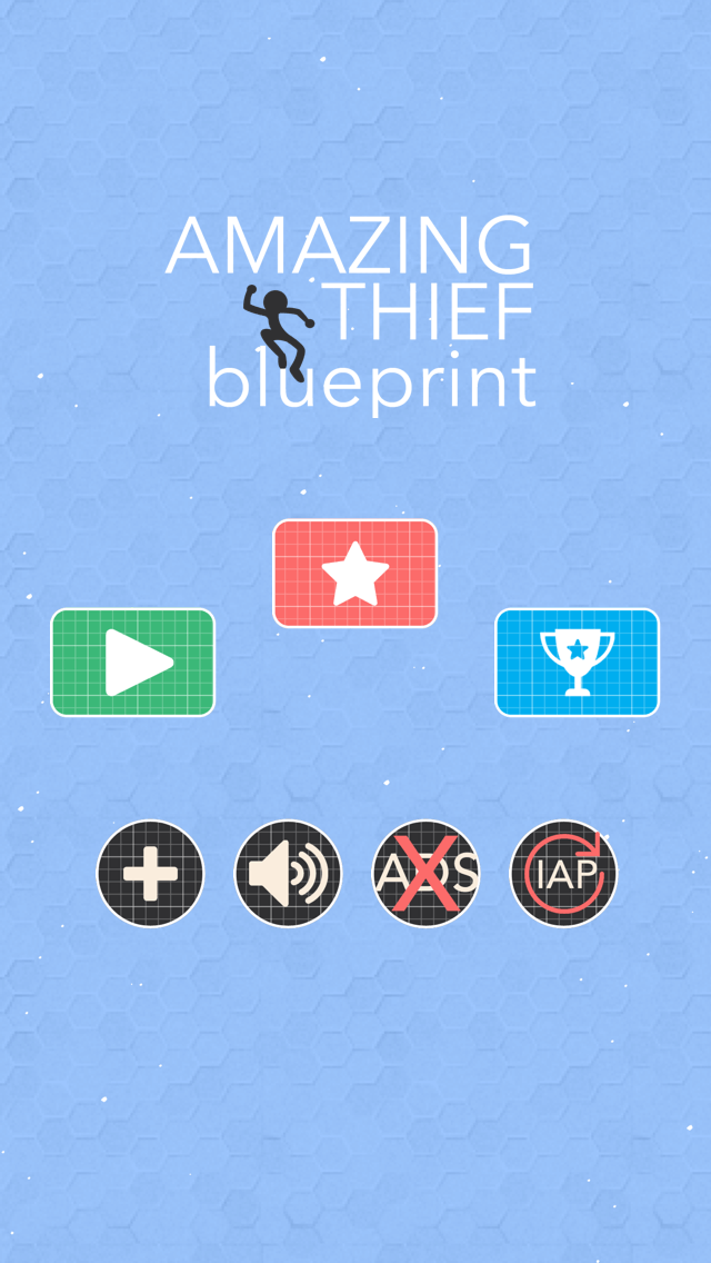 Amazing Thief Blueprint