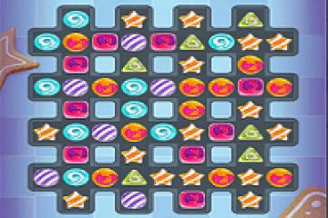 Anti Candy Crunch - the MATCH-4 Source Code