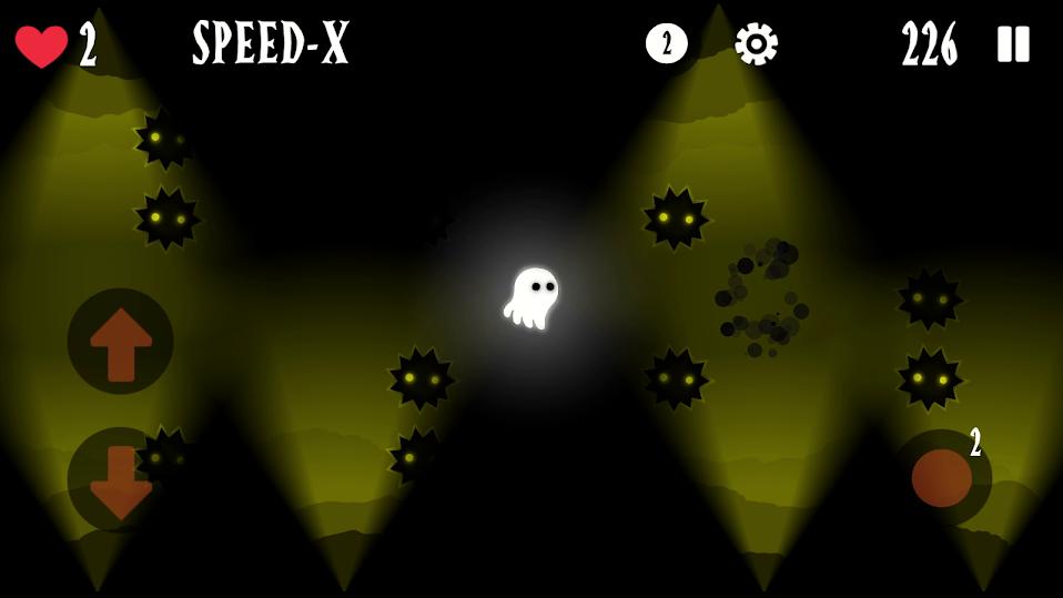 Ghost Runner - Endless Runner