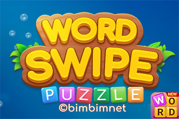 Word Swipe Puzzle - Unity Template Project