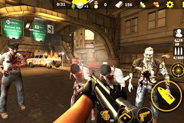 Zombie Shooter Survival killer-Death Target 3D
