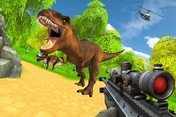 Dinosaur Hunting Game 2020 – Dino Attack 3D