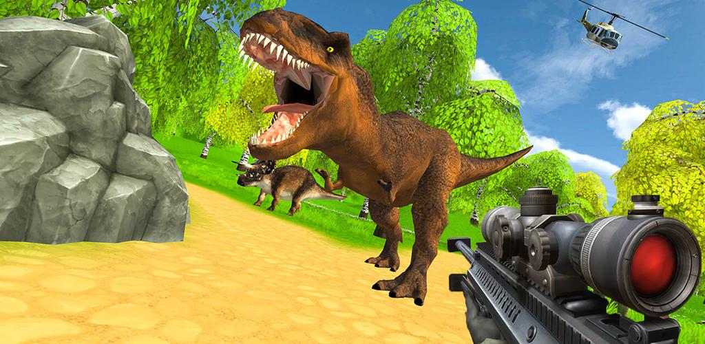 Dinosaur Hunting Game 2020 – Dino Attack 3D