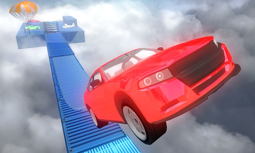 Extreme Impossible Tracks Stunt Car Racing 3D