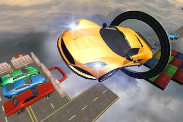 Impossible Climb-Stunt Racing Game
