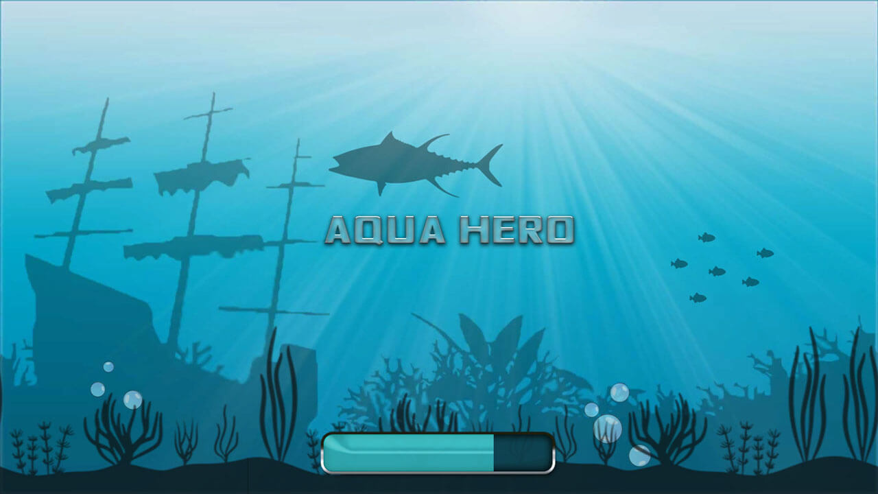 Live Aqua manHero Adventure-Superhero Games