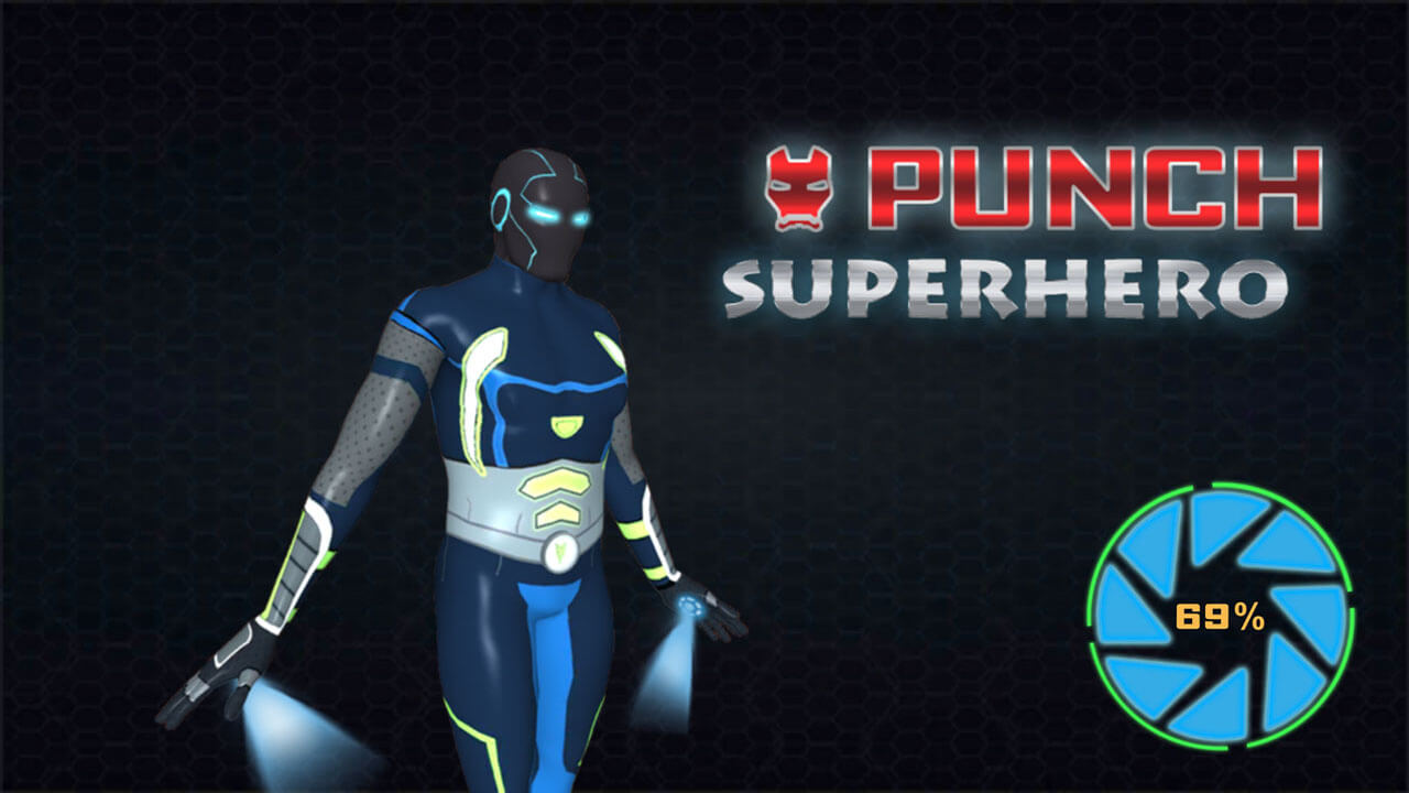 Punch Superhero Battleground - World War Simulator