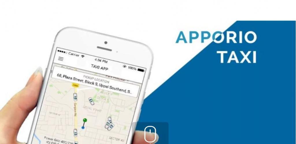 Apporio Taxi App ( Uber Clone )