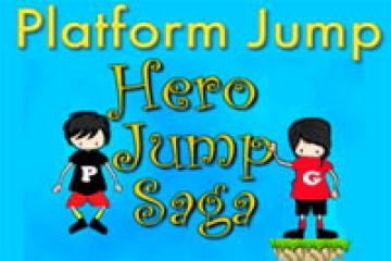 Platform Jump Unity3D Project Source Code